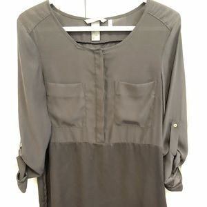 *H&M LOT* of blouses/tunics; price is for all 4